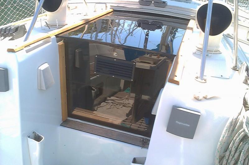 boat washboards, tekne giriş kapısı